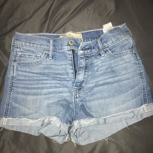 Hollister High-Rise Shorts